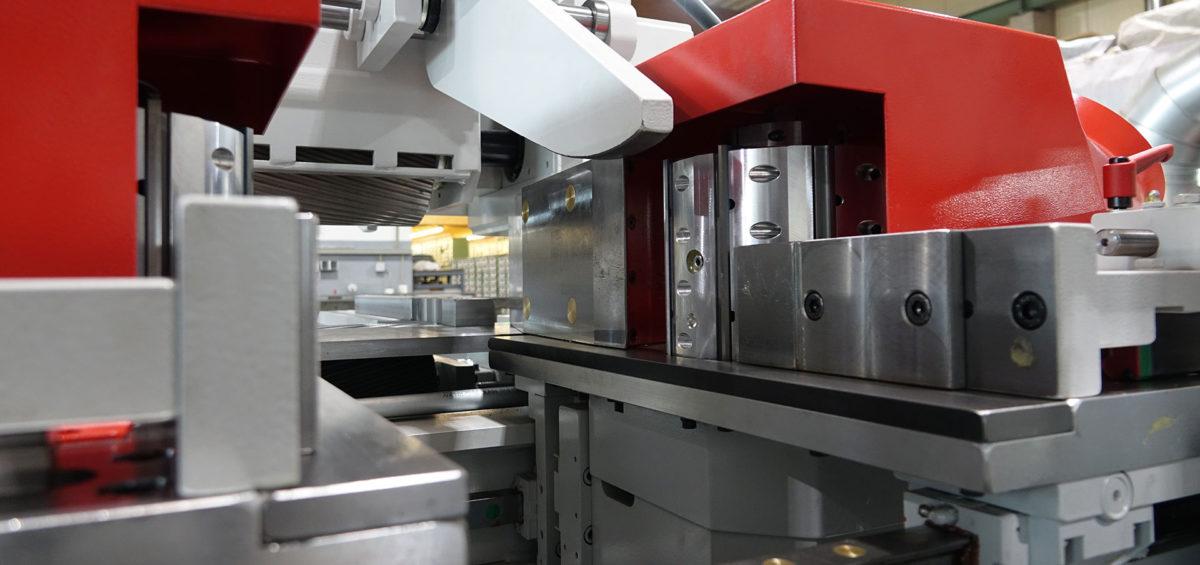 Weinberger - neue Hobelmaschine