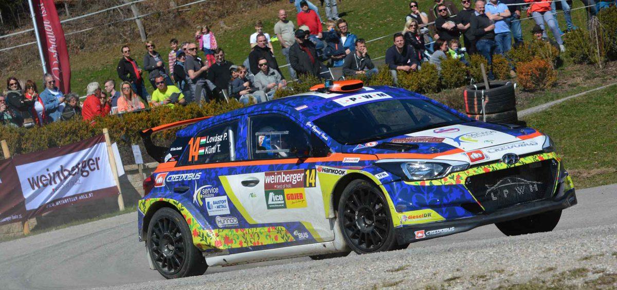 Lavanttal Rallye - (c) Harald Illmer, ir7.at